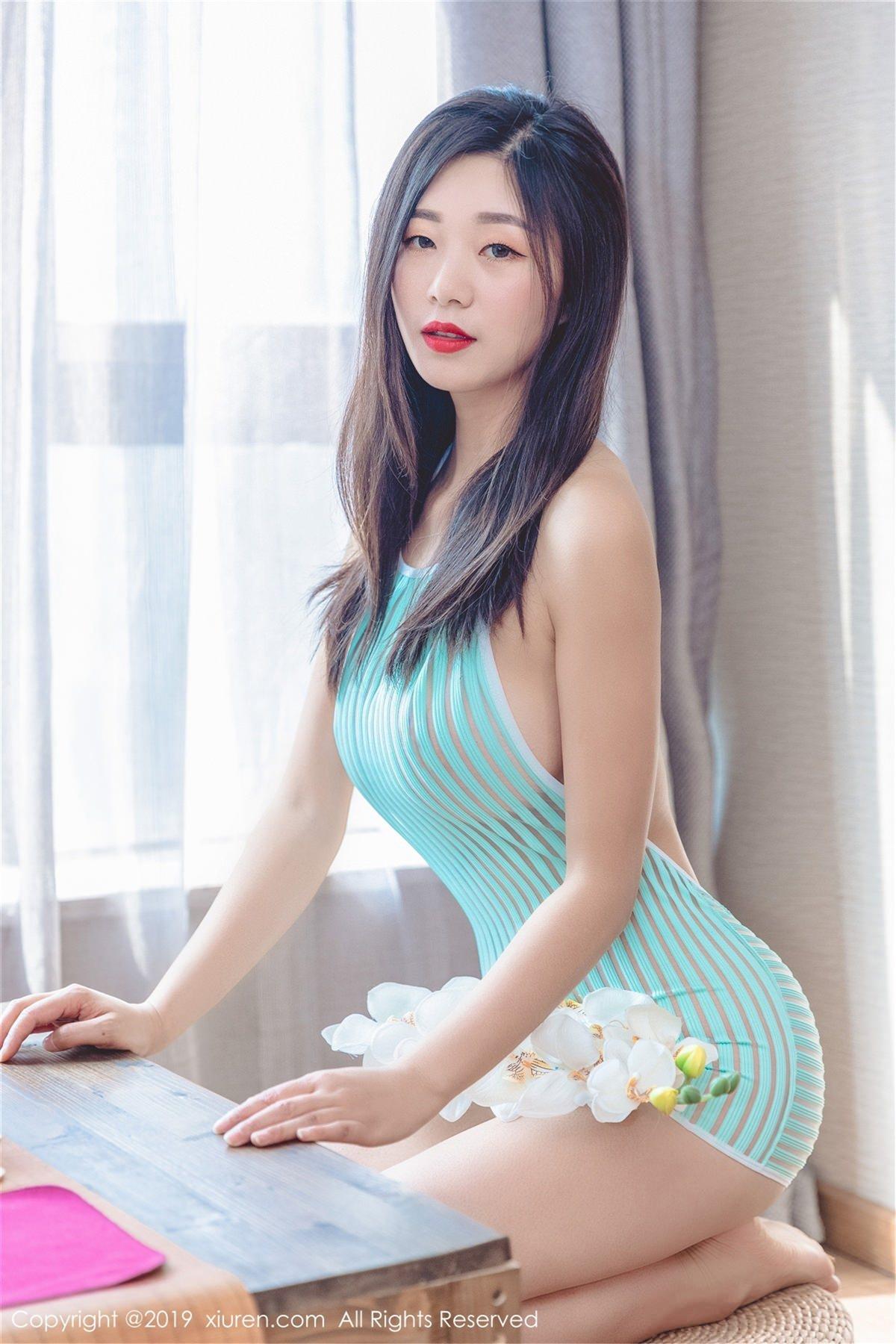 XiuRen No.1447 27P, Song Ki Ki, Xiuren