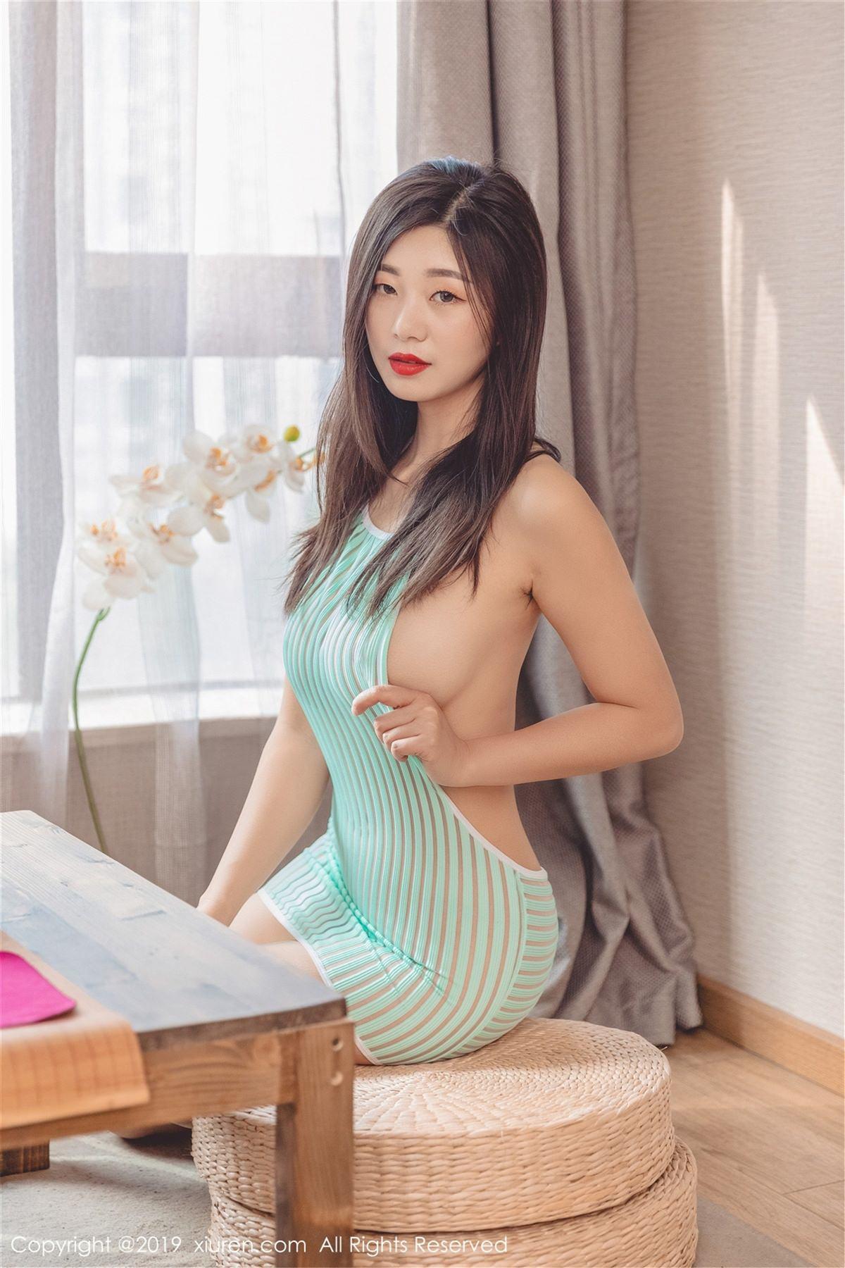XiuRen No.1447 32P, Song Ki Ki, Xiuren