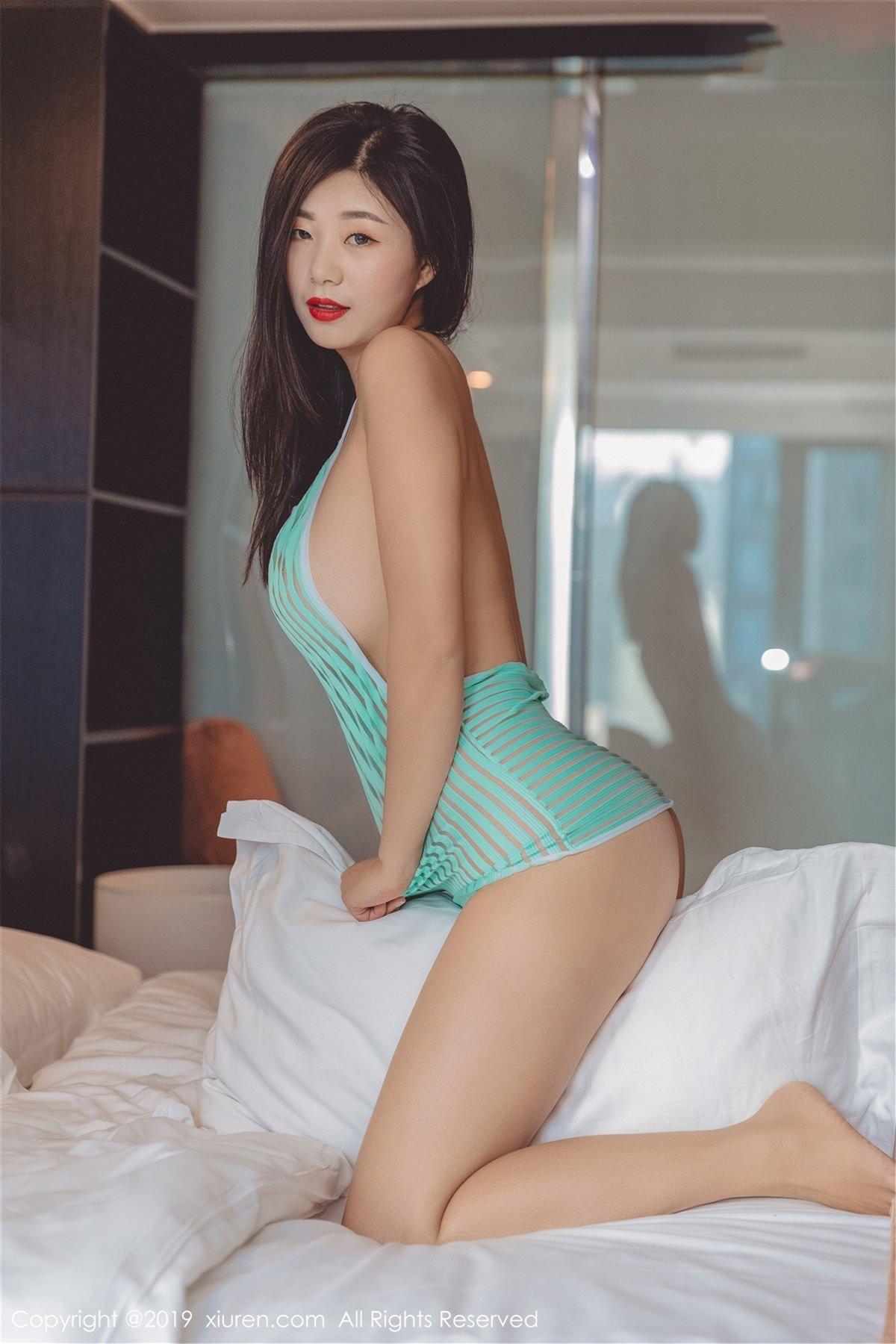 XiuRen No.1447 44P, Song Ki Ki, Xiuren