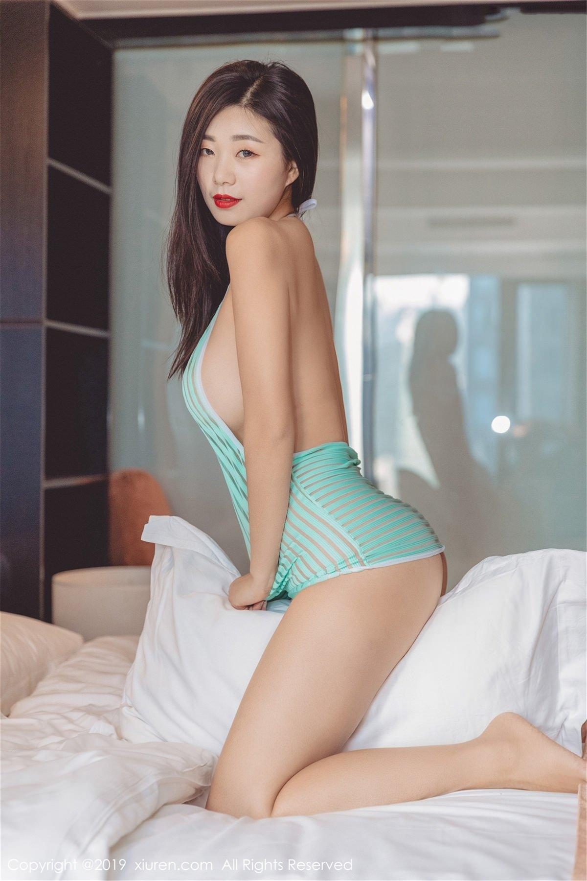 XiuRen No.1447 46P, Song Ki Ki, Xiuren
