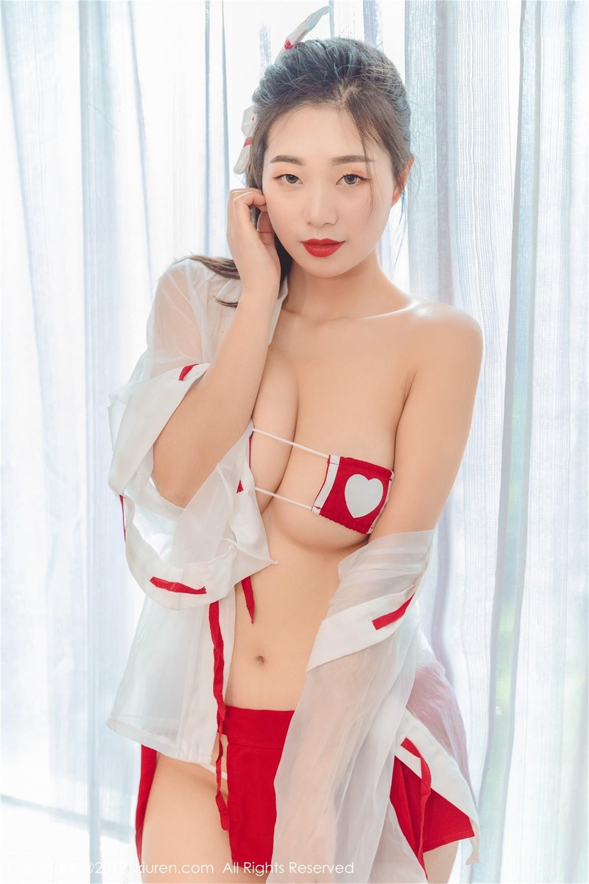 XiuRen No.1447 6P, Song Ki Ki, Xiuren