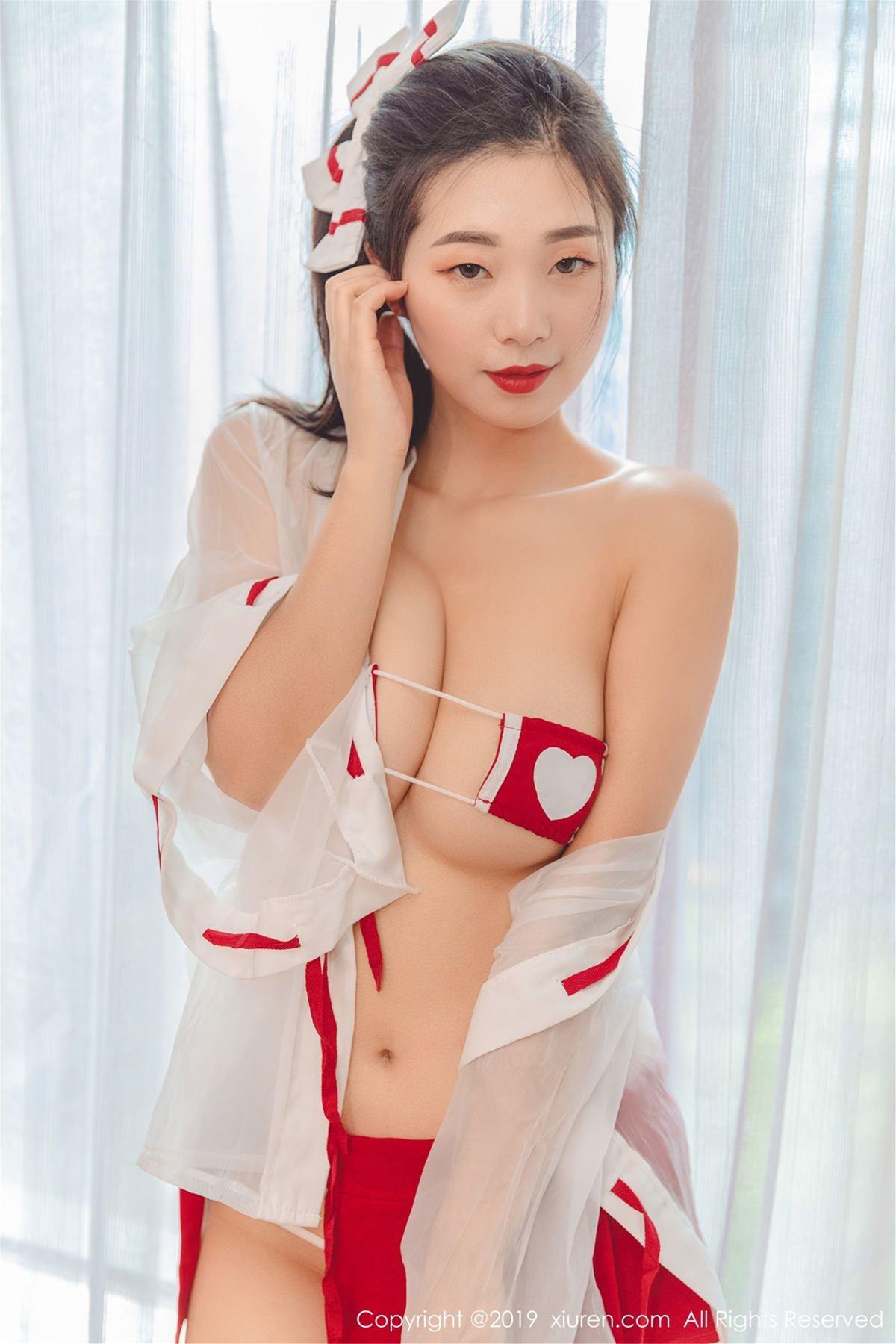 XiuRen No.1447 7P, Song Ki Ki, Xiuren