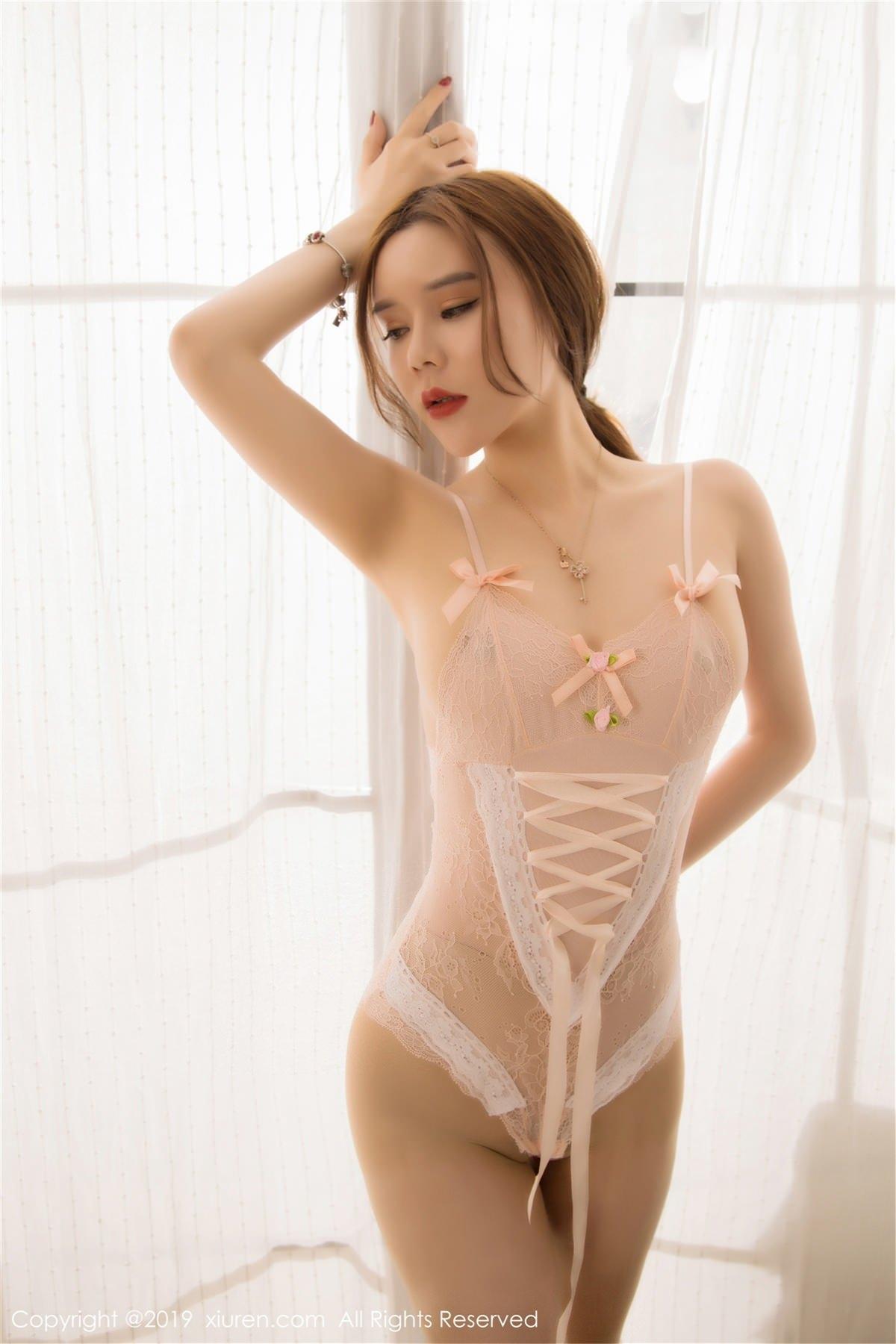 XiuRen No.1448 15P, Ai Li Sha Lisa, Xiuren