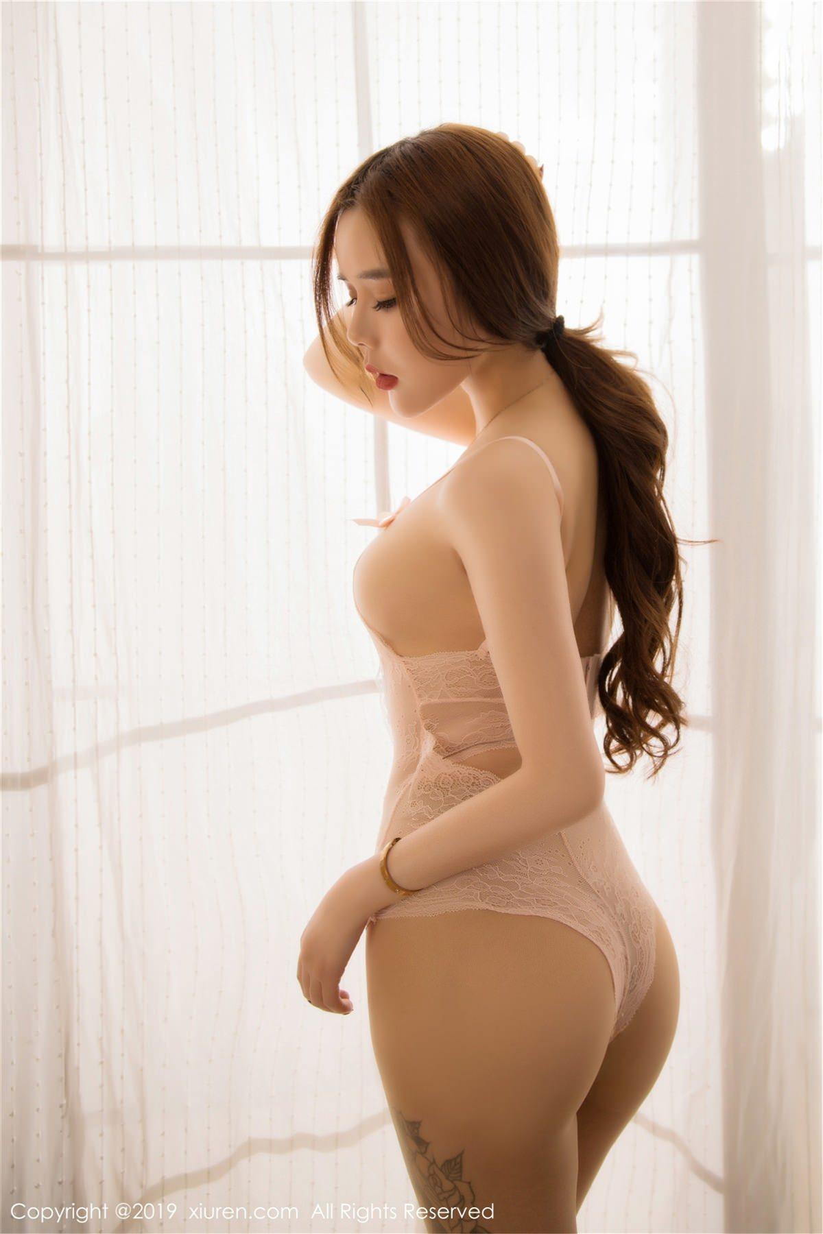 XiuRen No.1448 16P, Ai Li Sha Lisa, Xiuren