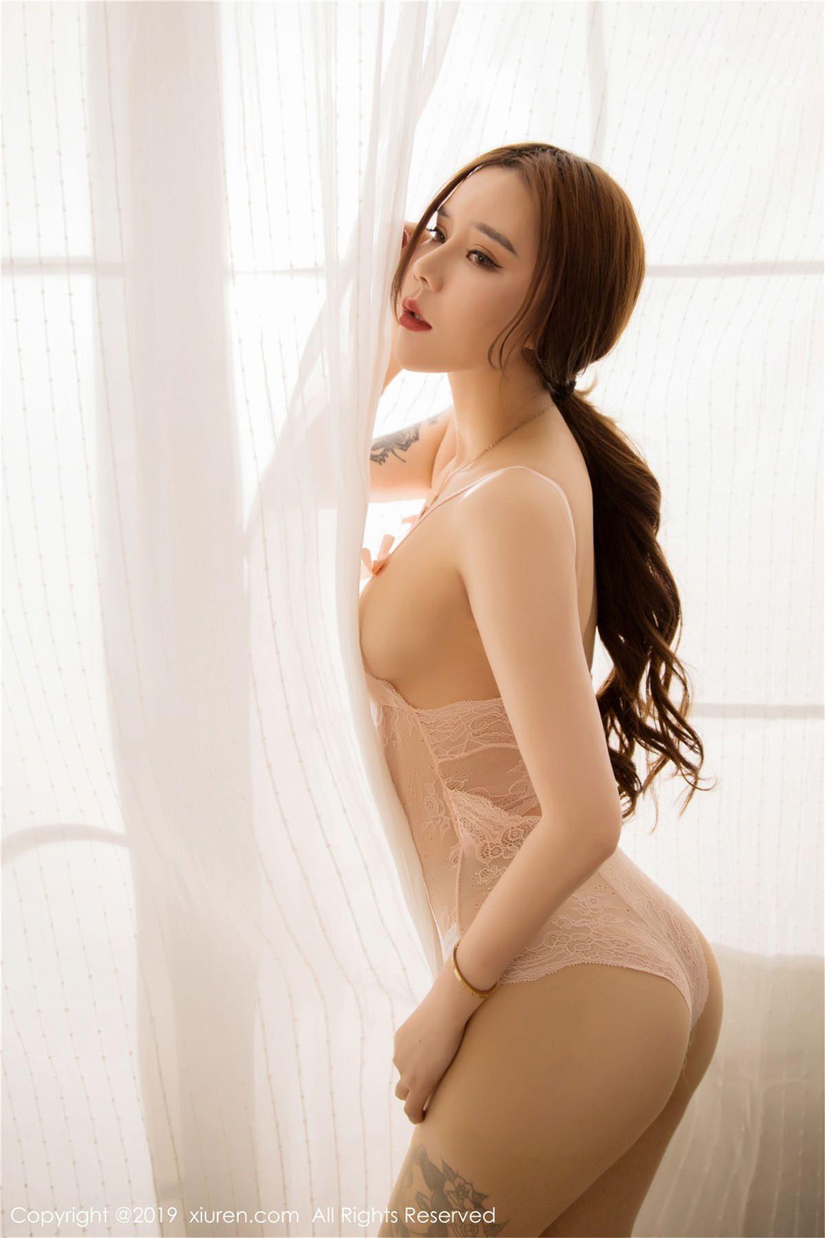XiuRen No.1448 19P, Ai Li Sha Lisa, Xiuren