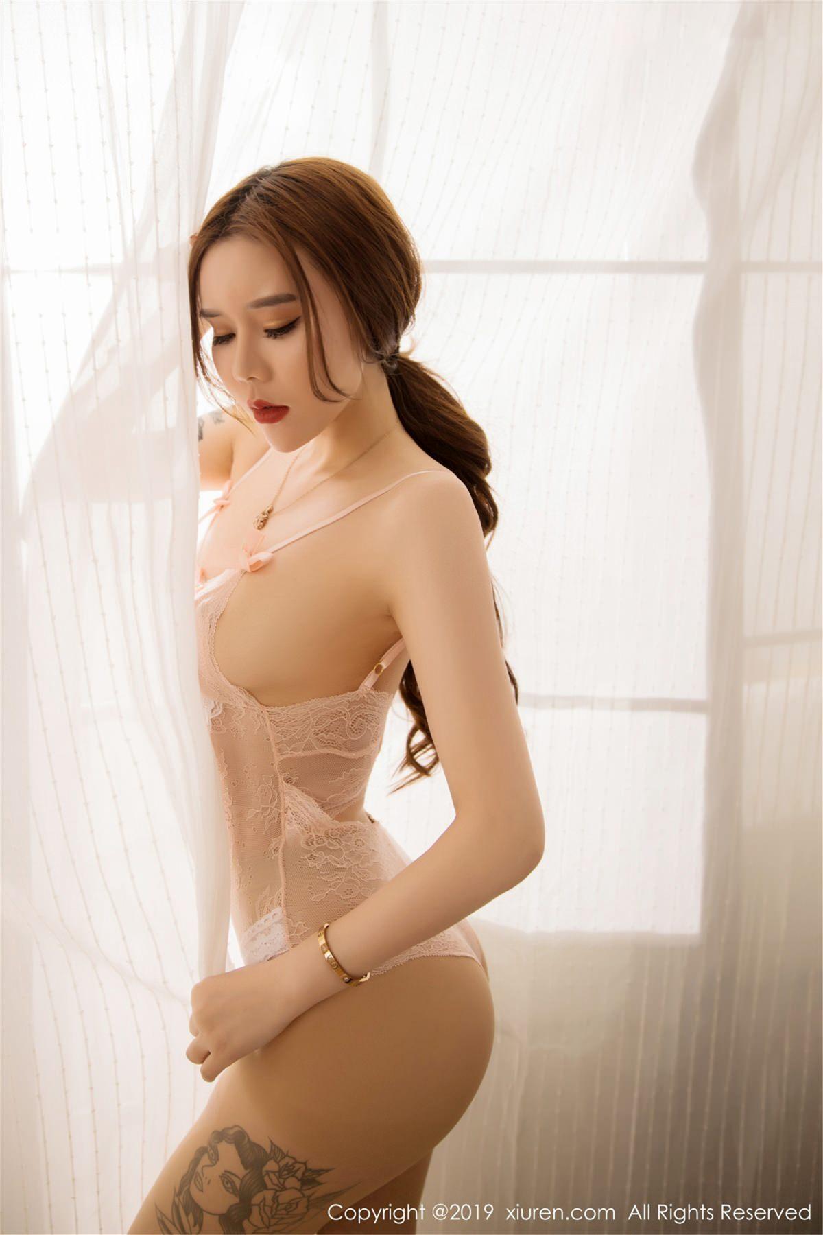 XiuRen No.1448 20P, Ai Li Sha Lisa, Xiuren