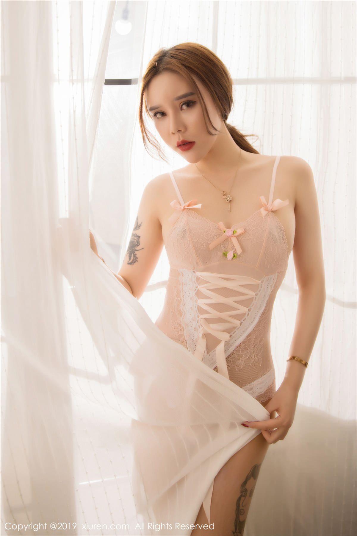XiuRen No.1448 22P, Ai Li Sha Lisa, Xiuren