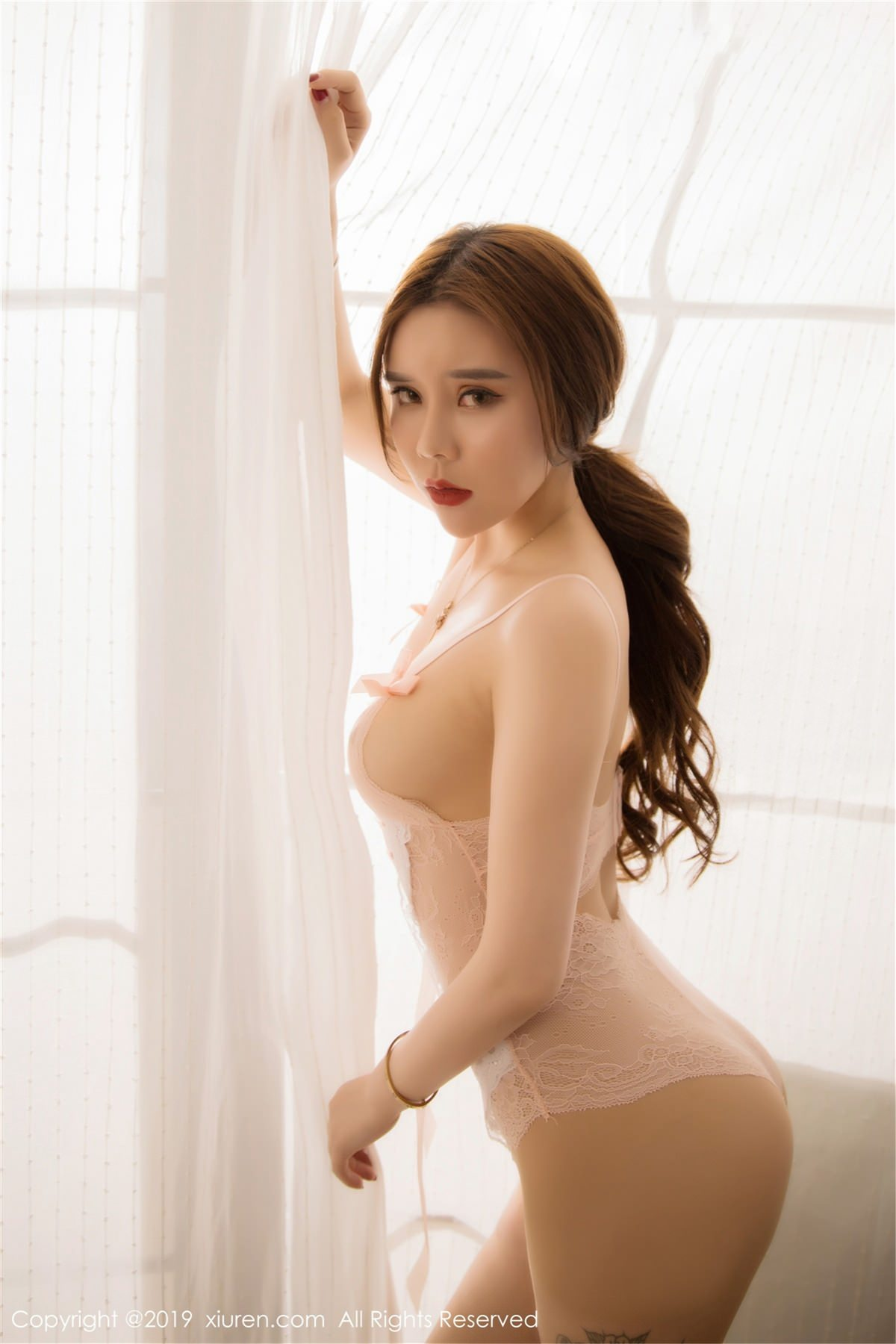 XiuRen No.1448 25P, Ai Li Sha Lisa, Xiuren