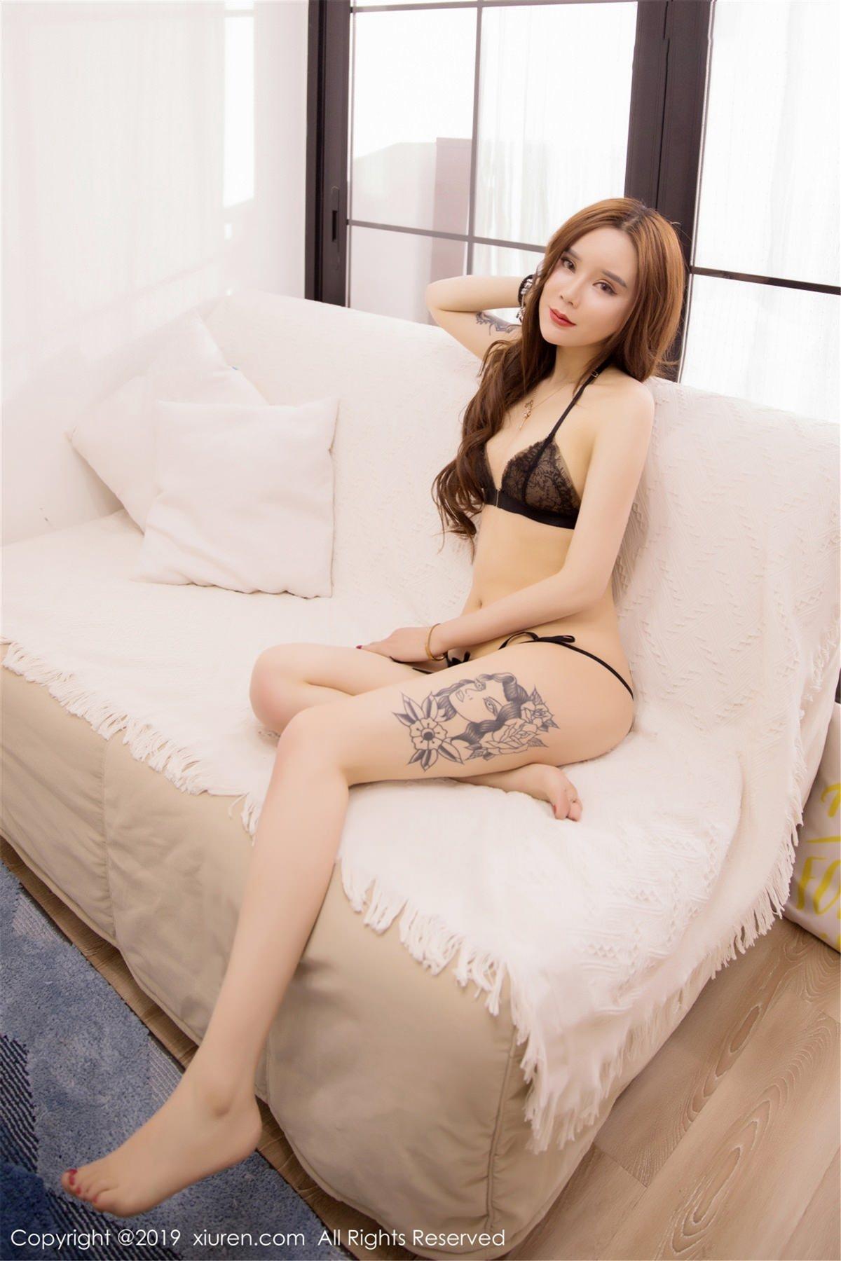 XiuRen No.1448 34P, Ai Li Sha Lisa, Xiuren