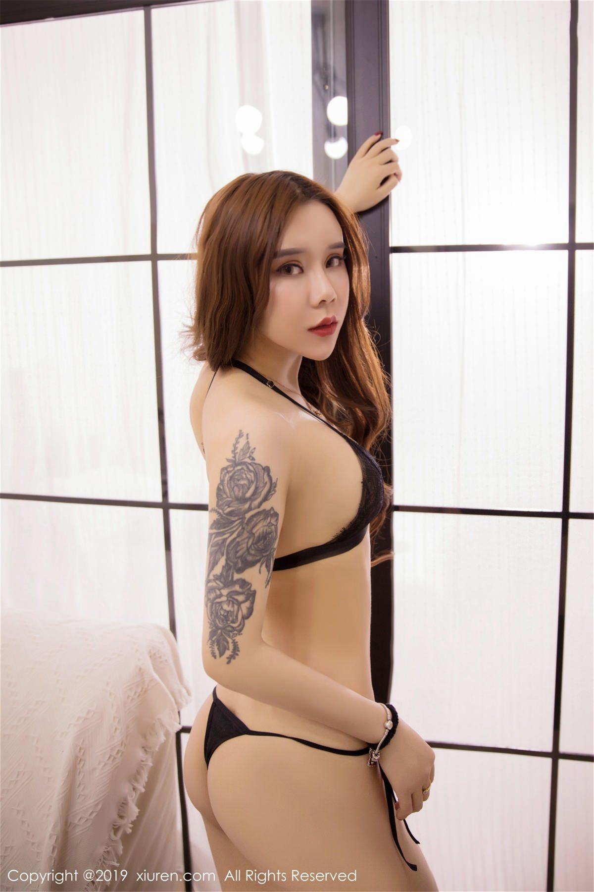 XiuRen No.1448 46P, Ai Li Sha Lisa, Xiuren