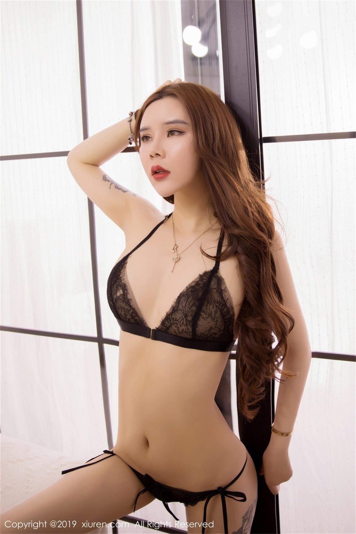 XiuRen No.1448 50P, Ai Li Sha Lisa, Xiuren