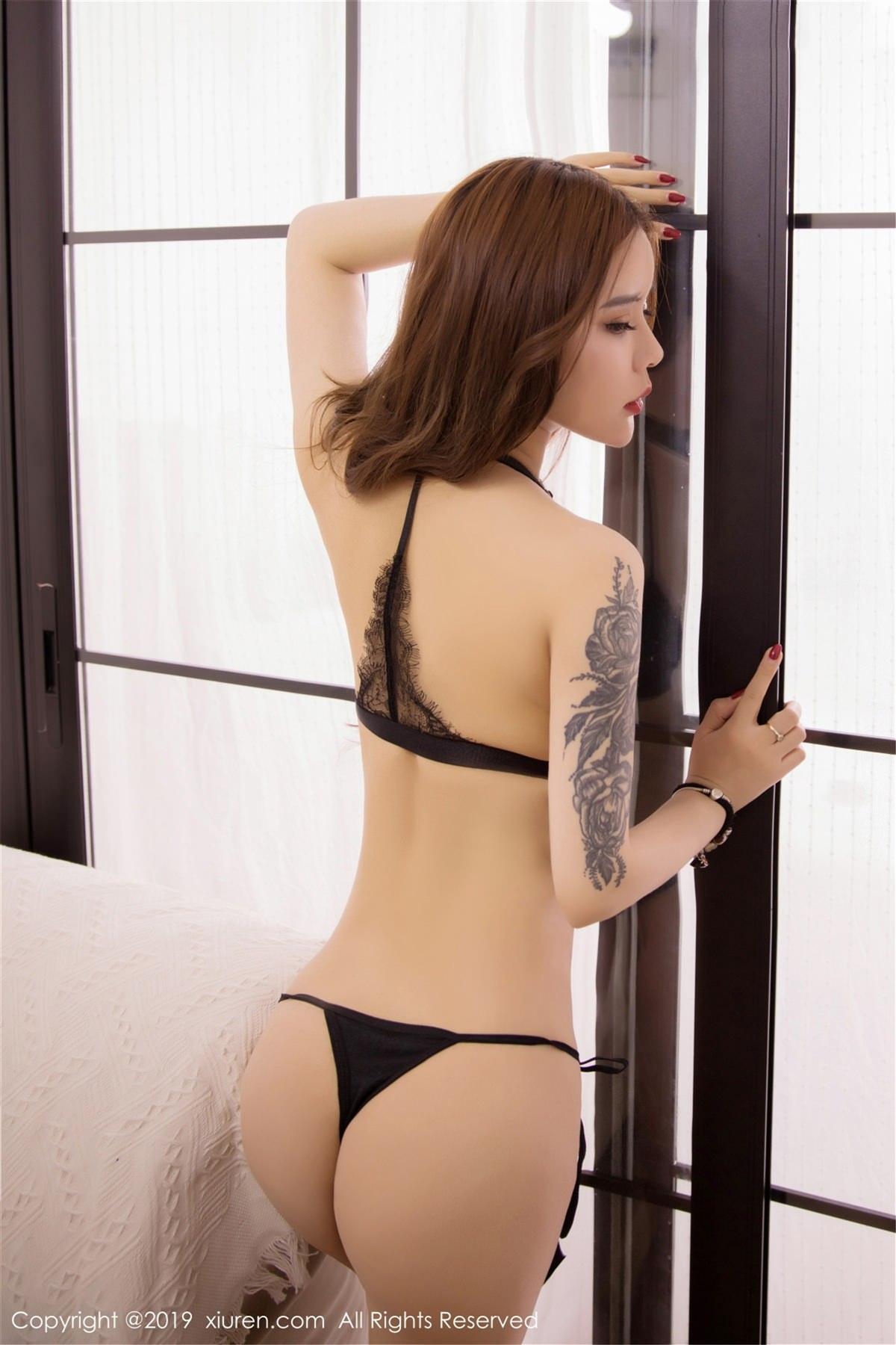 XiuRen No.1448 54P, Ai Li Sha Lisa, Xiuren