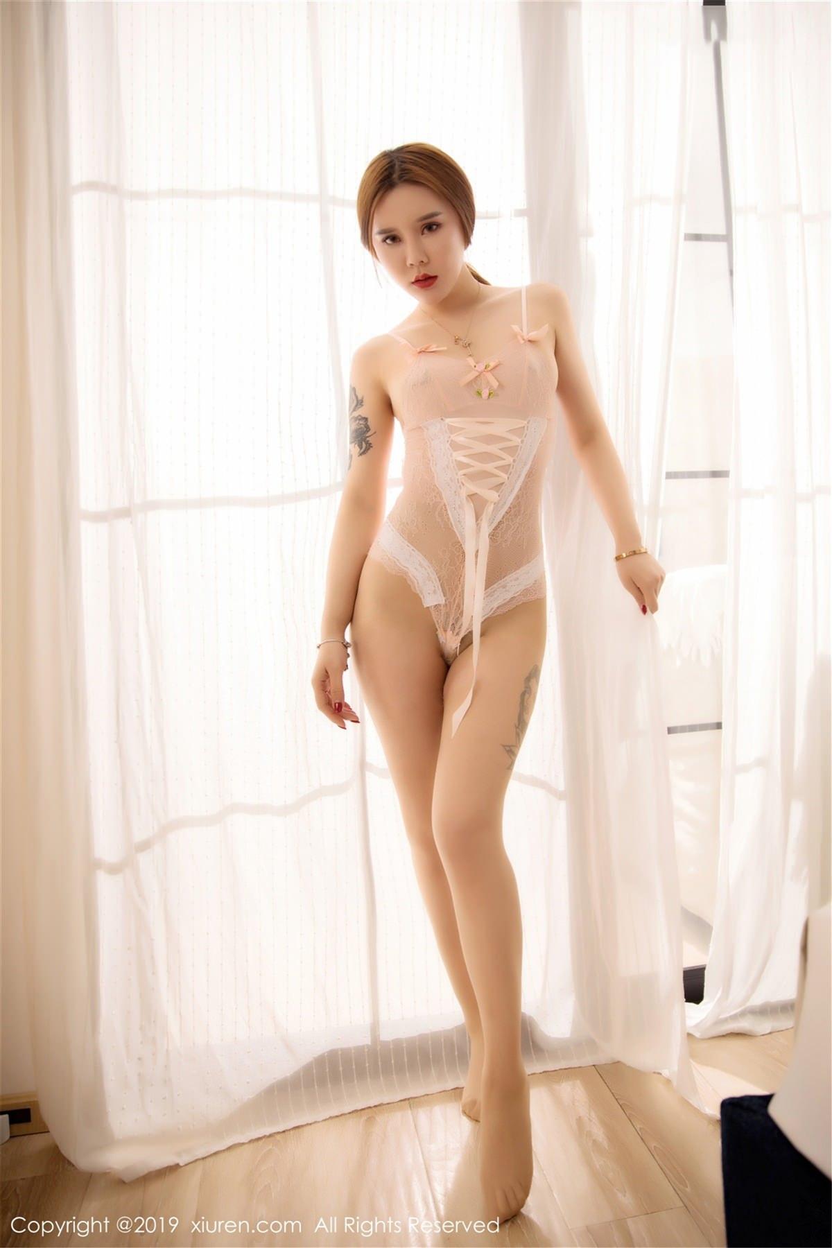 XiuRen No.1448 7P, Ai Li Sha Lisa, Xiuren