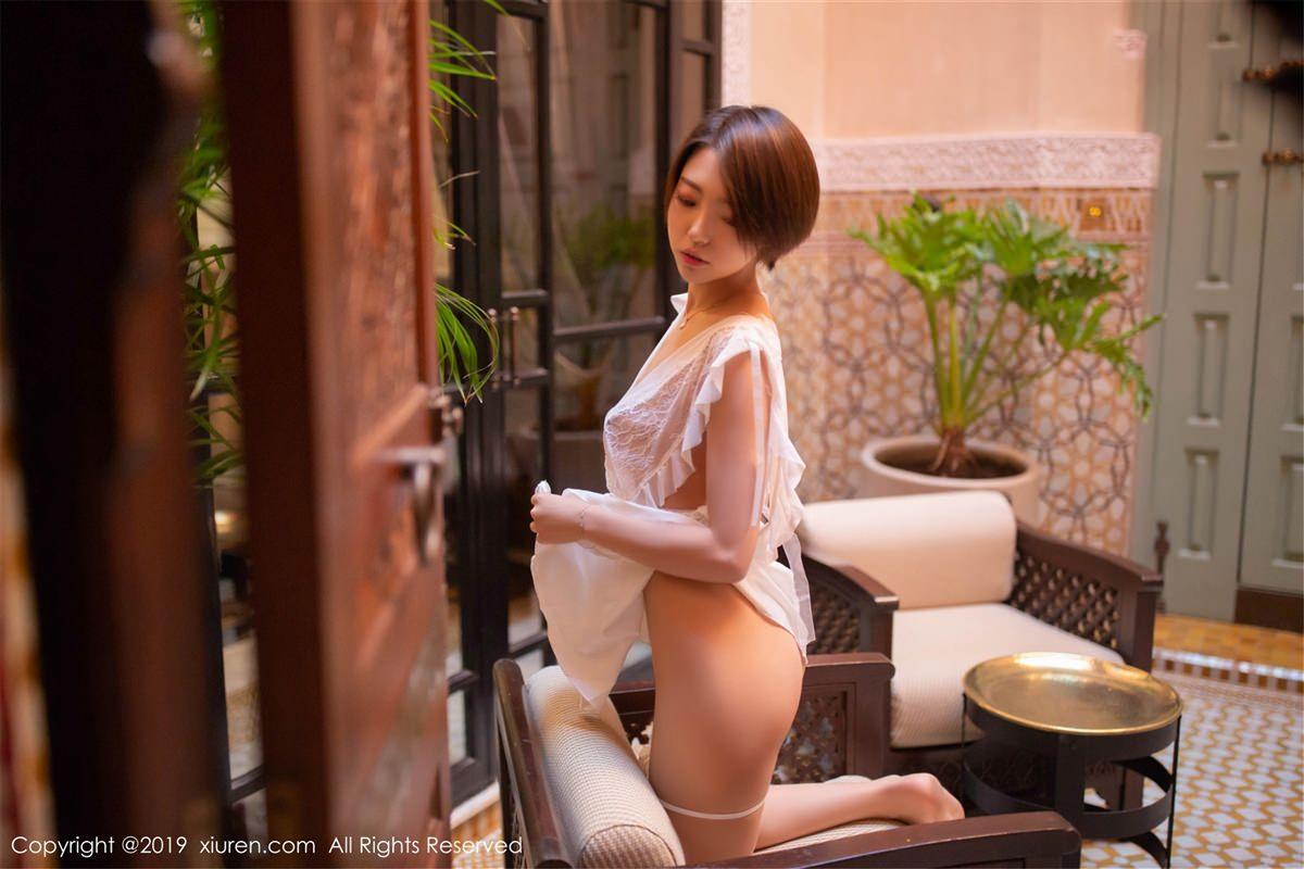 XiuRen No.1455 40P, Feng Mu Mu, Xiuren