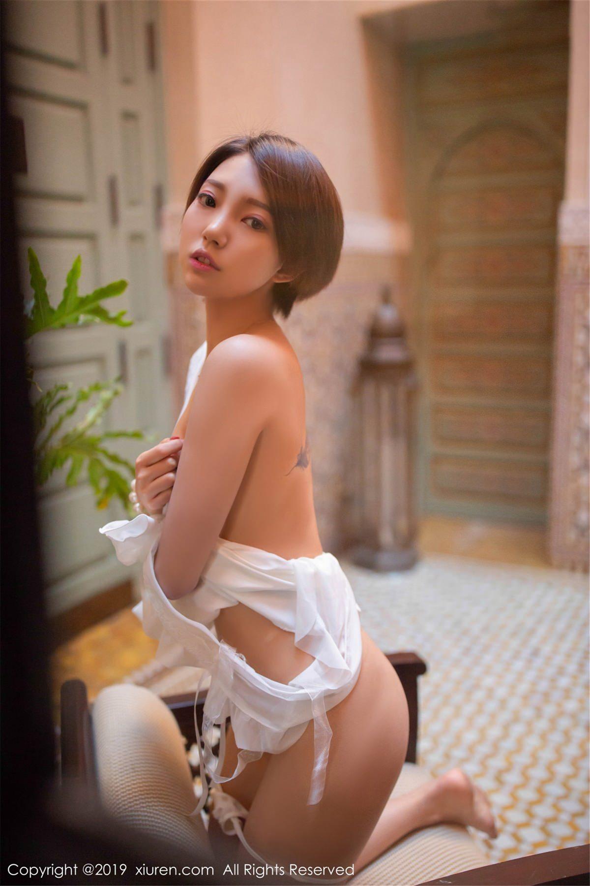 XiuRen No.1455 48P, Feng Mu Mu, Xiuren