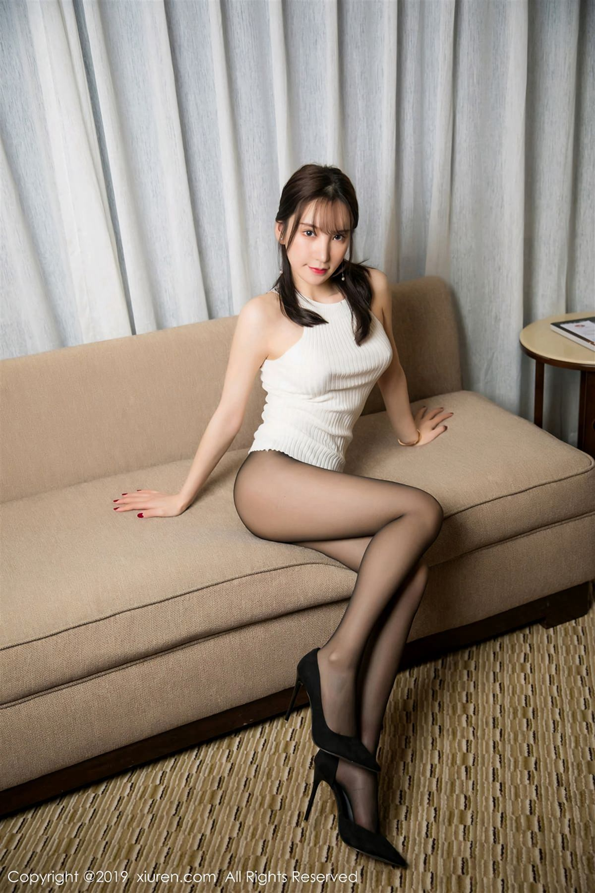 XiuRen No.1461 45P, Xiuren, Zhou Yu Xi