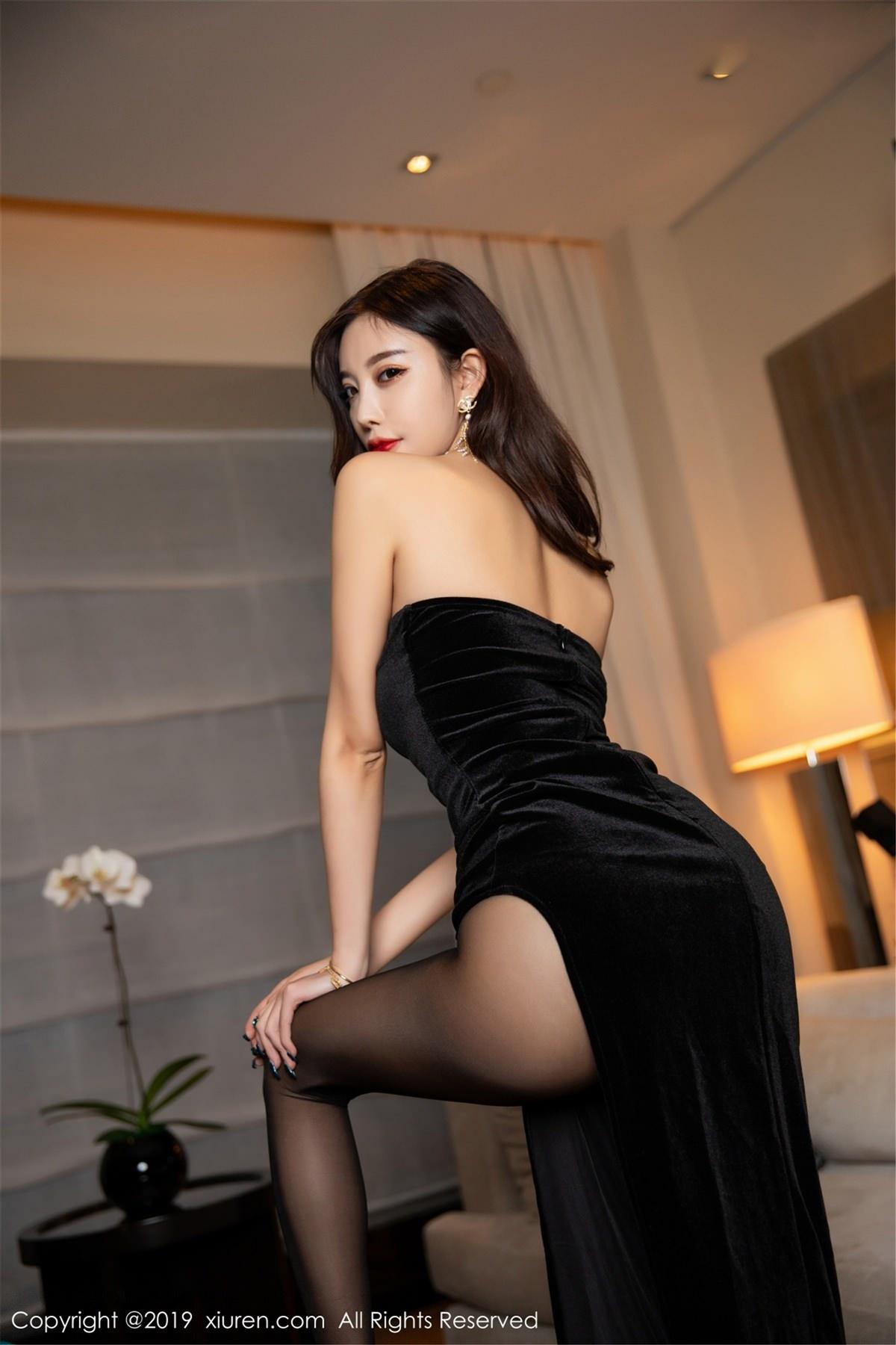 XiuRen No.1483 12P, Xiuren, Yang Chen Chen