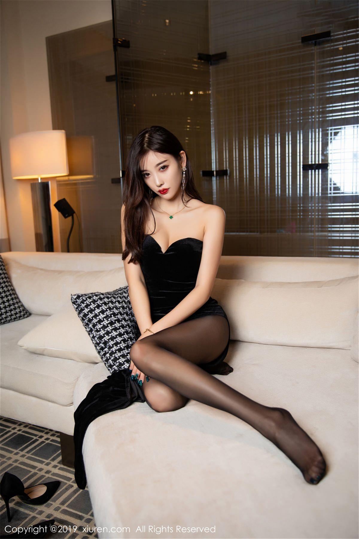 XiuRen No.1483 68P, Xiuren, Yang Chen Chen
