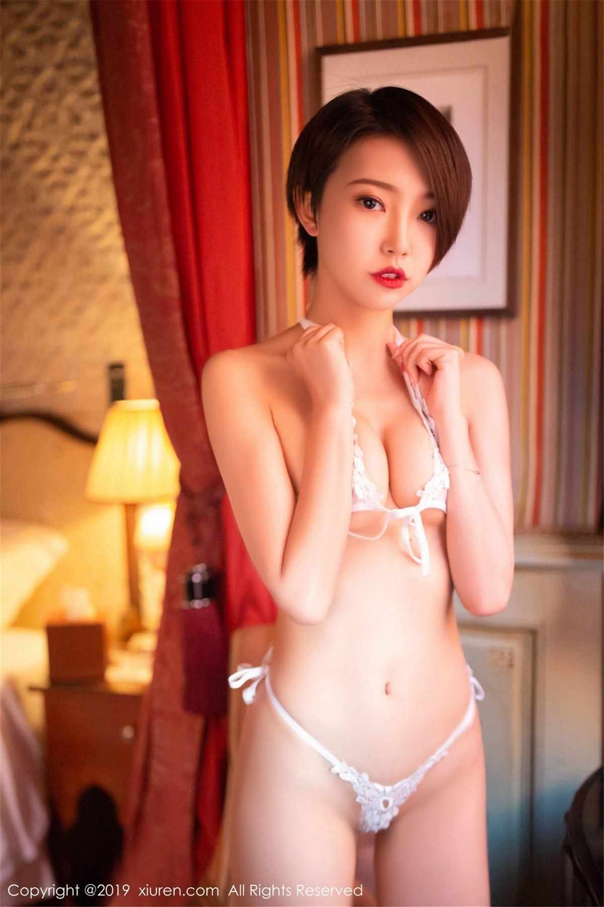 XiuRen No.1487 11P, Feng Mu Mu, Xiuren