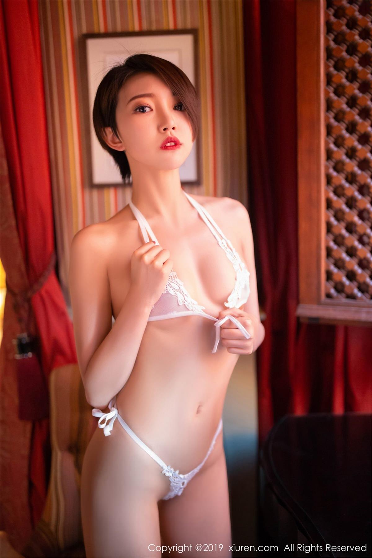 XiuRen No.1487 15P, Feng Mu Mu, Xiuren