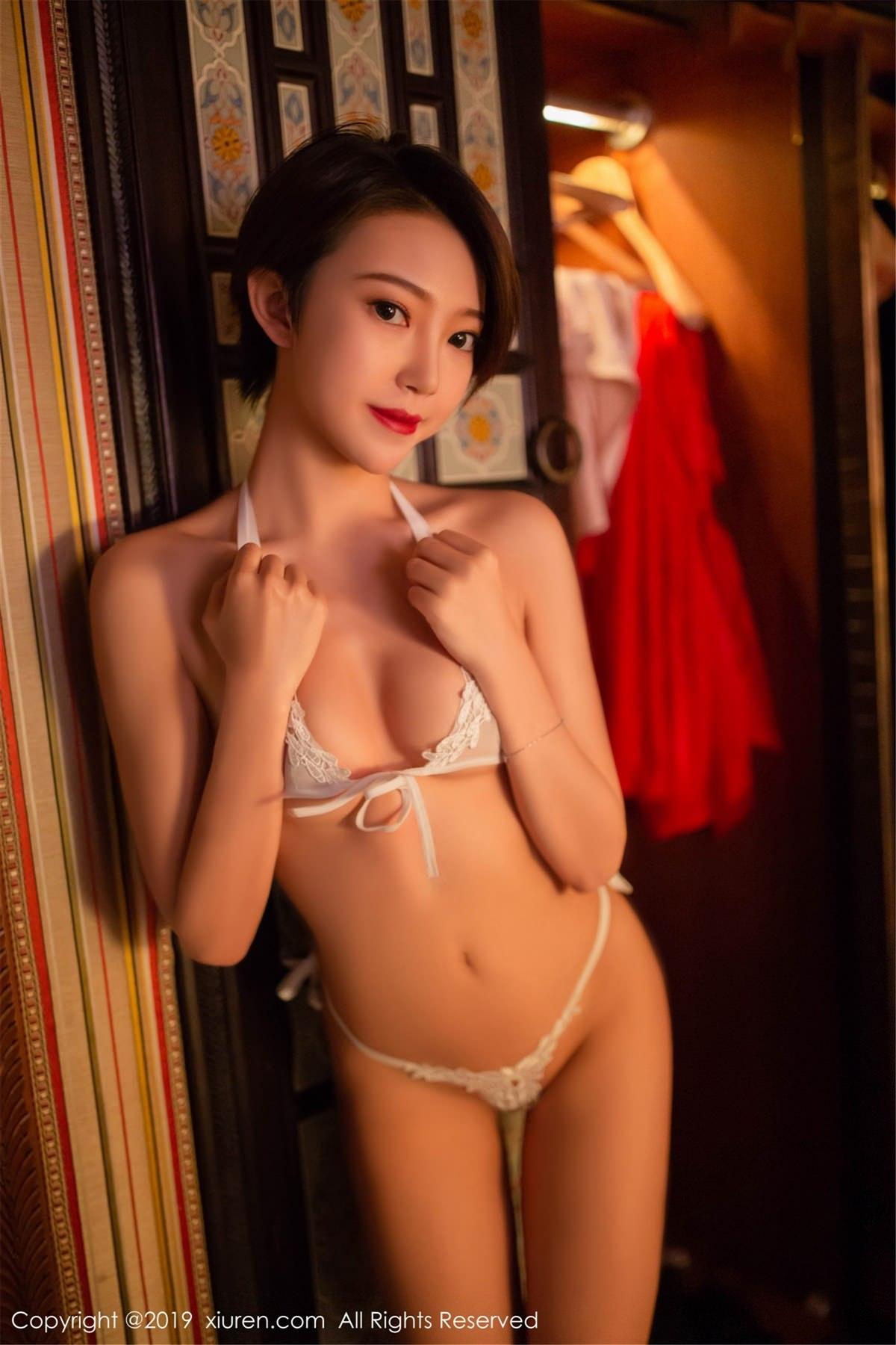 XiuRen No.1487 38P, Feng Mu Mu, Xiuren