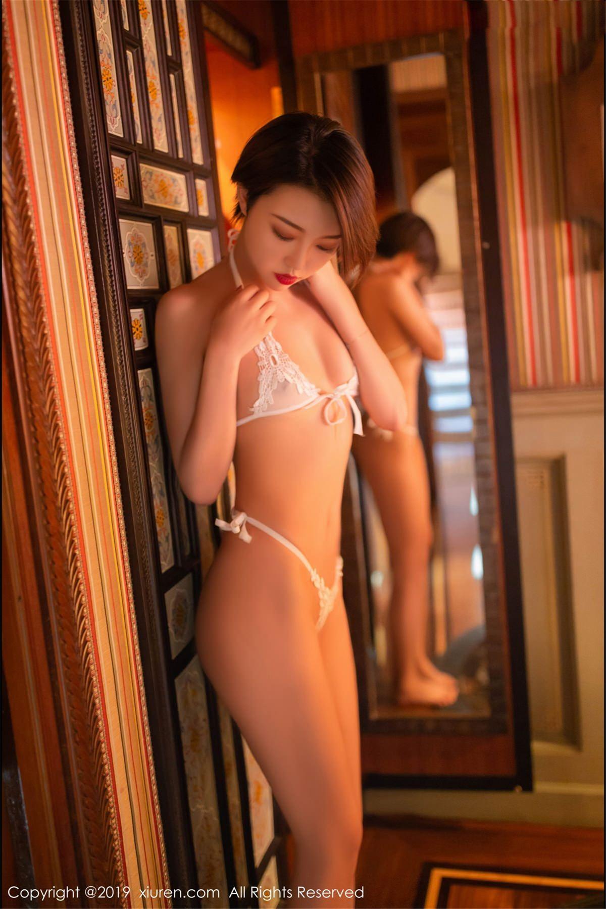 XiuRen No.1487 41P, Feng Mu Mu, Xiuren