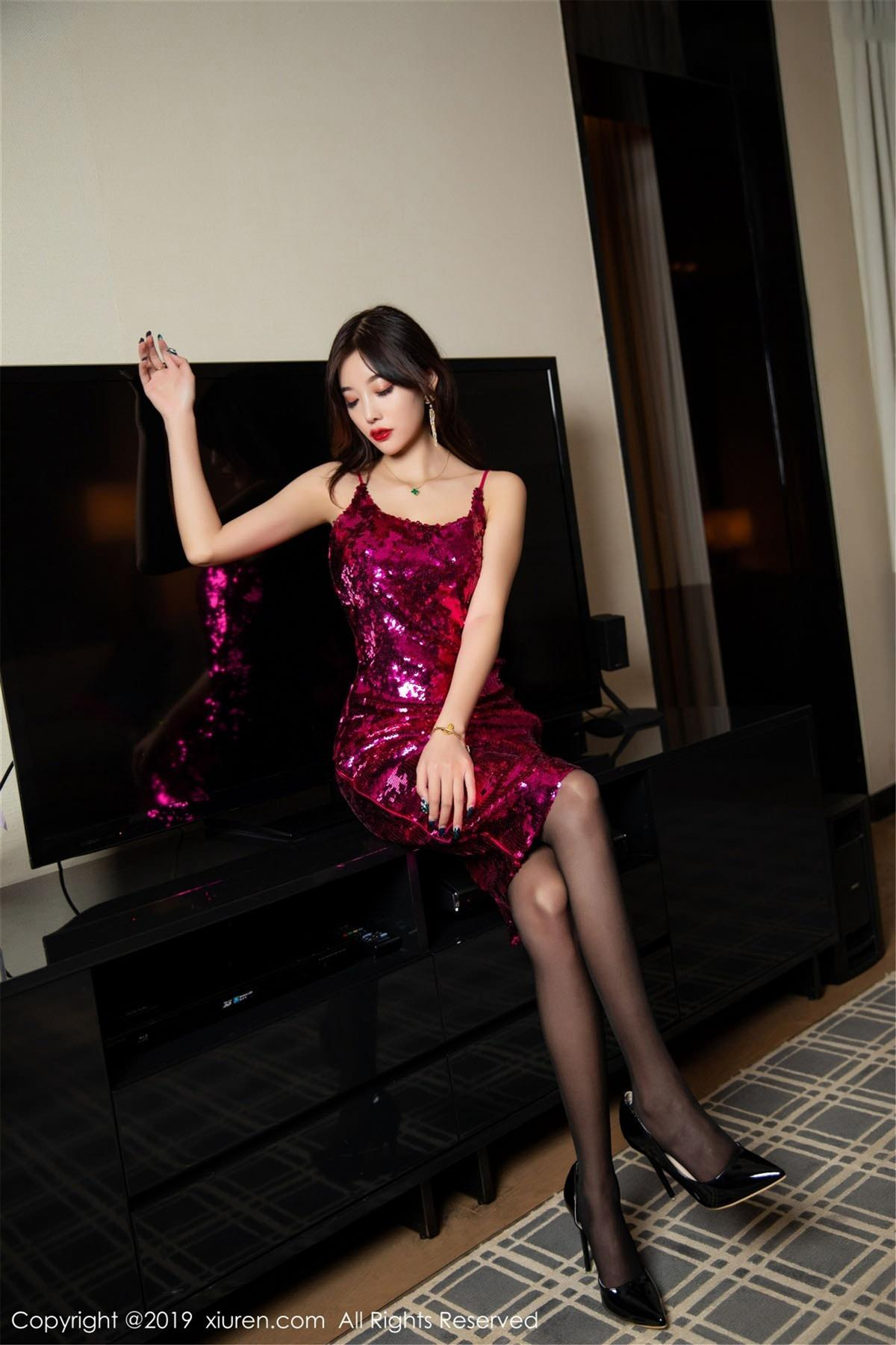 XiuRen No.1503 16P, Xiuren, Yang Chen Chen