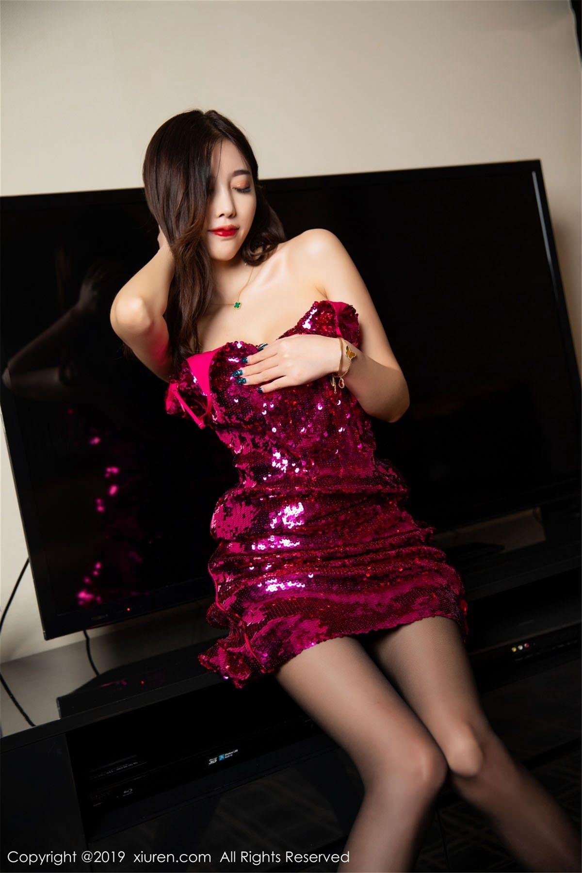 XiuRen No.1503 52P, Xiuren, Yang Chen Chen