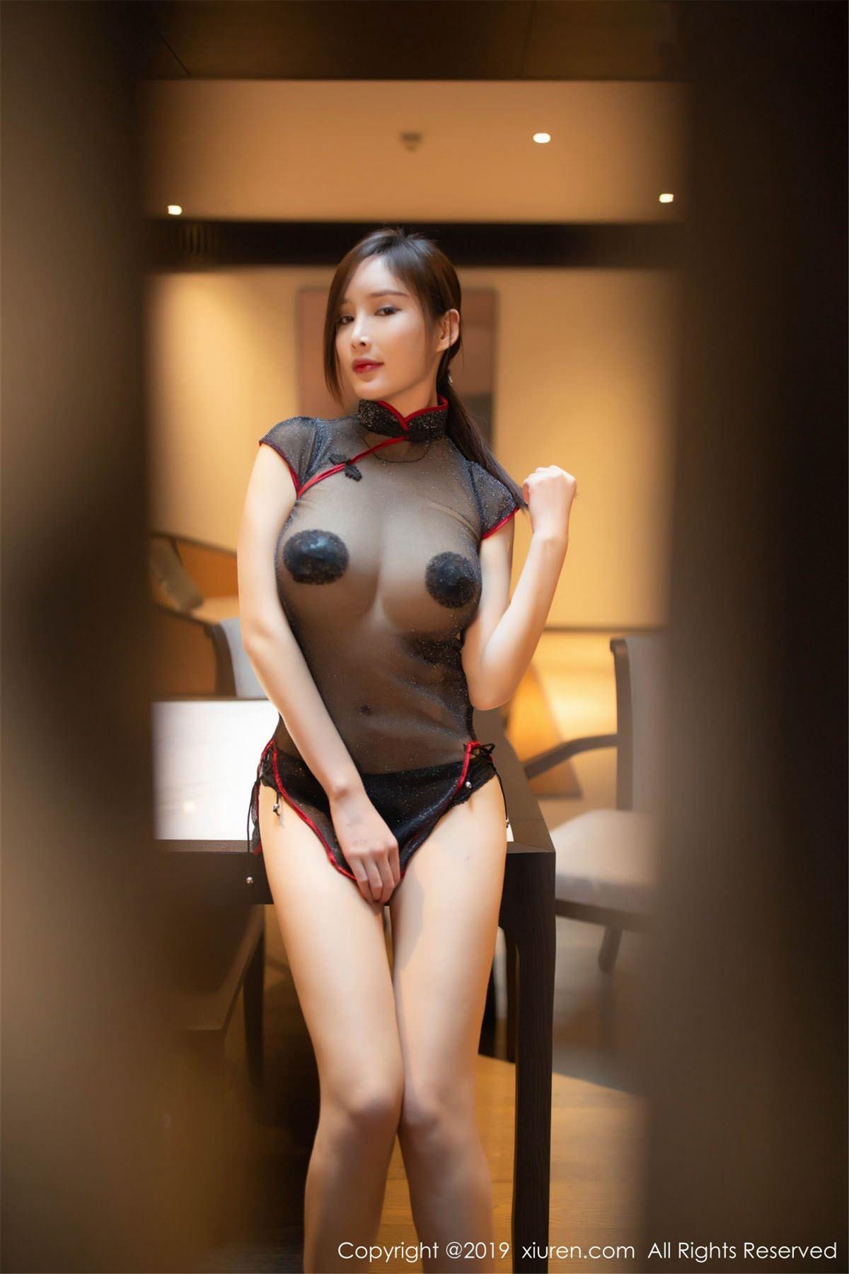 XiuRen No.1522 43P, Xiuren, Zhou Yan Xi
