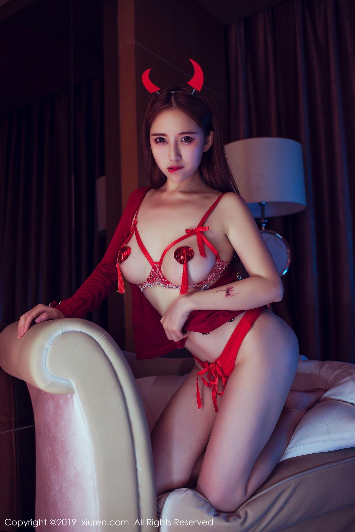 [Ugirls] Vol.1538 Yue Yin Tong