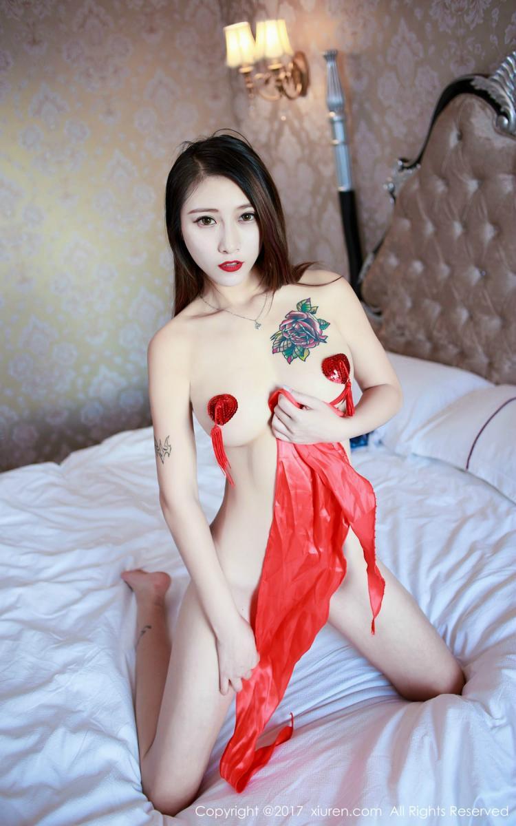 XiuRen No.843 49P, Du Hua Hua, Xiuren