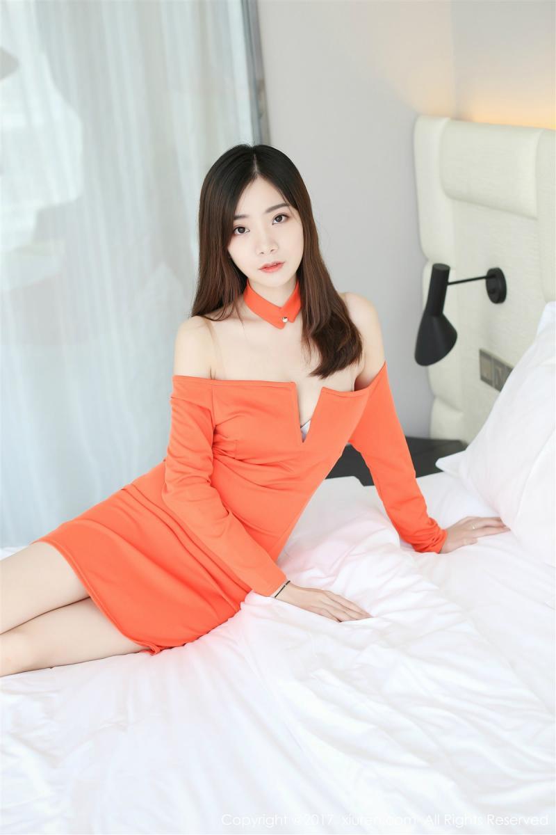 XiuRen No.845 2P, Dai Dai De Rui Bb, Xiuren