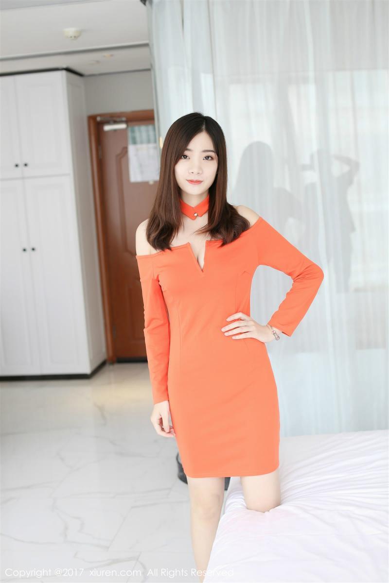 XiuRen No.845 4P, Dai Dai De Rui Bb, Xiuren