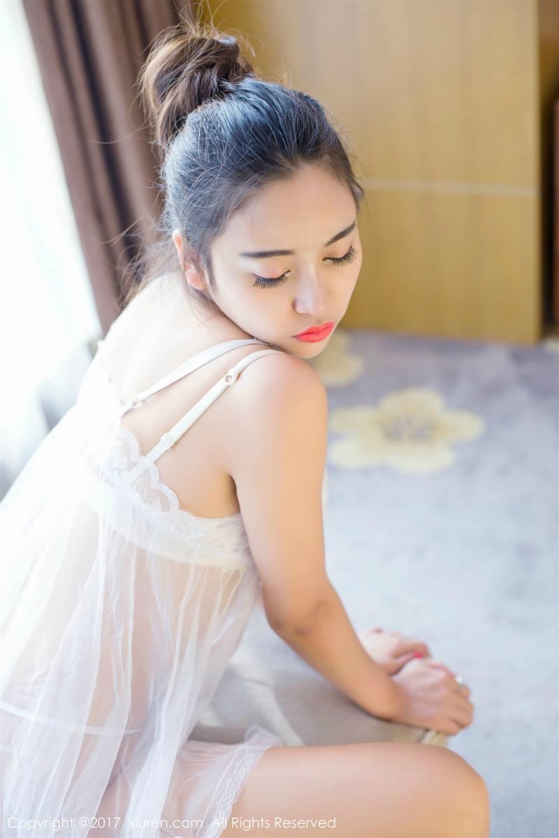 XiuRen No.849 3P, Li Zi Xi, Xiuren