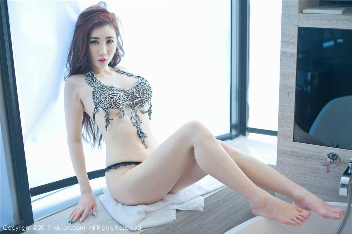 XiuRen No.850 43P, Sun Meng Yao, Xiuren