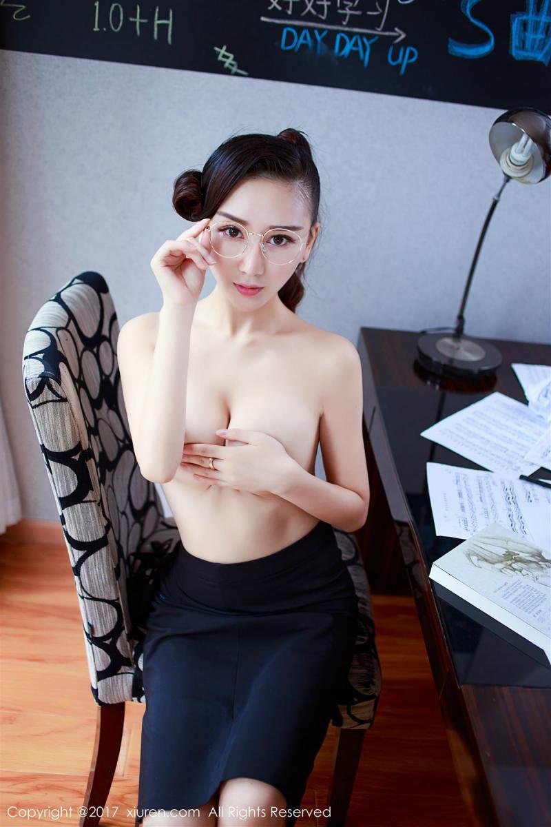 XiuRen No.852 43P, Xiuren, Zou Jing Jing