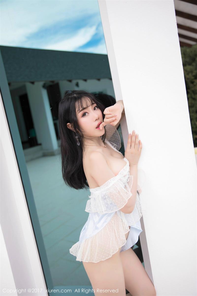 XiuRen No.855 30P, Dou Dou Liang, Xiuren
