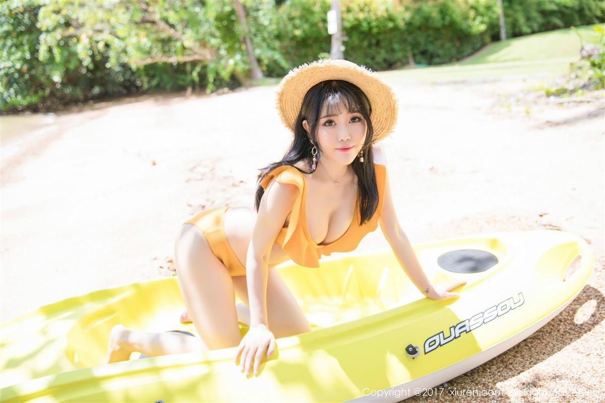 XiuRen No.855 9P, Dou Dou Liang, Xiuren
