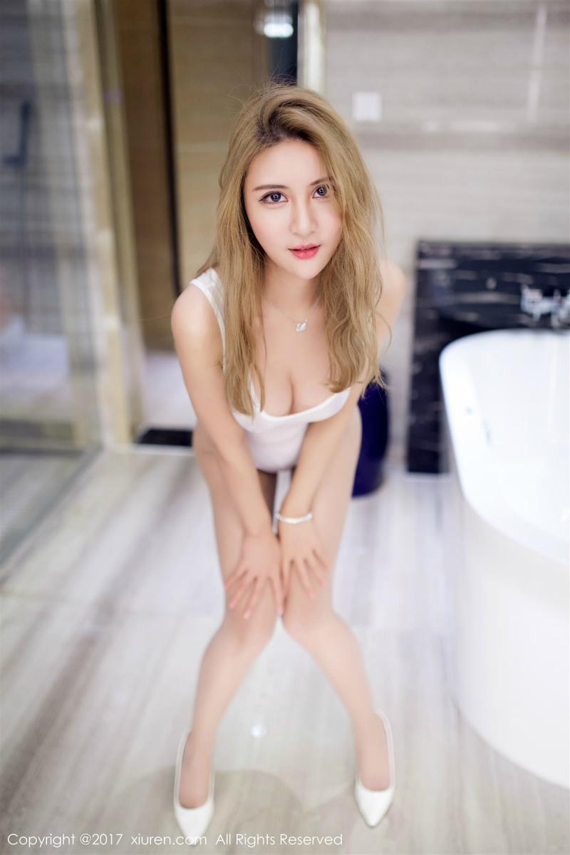 XiuRen No.857 46P, Solo Yi Fei, Xiuren