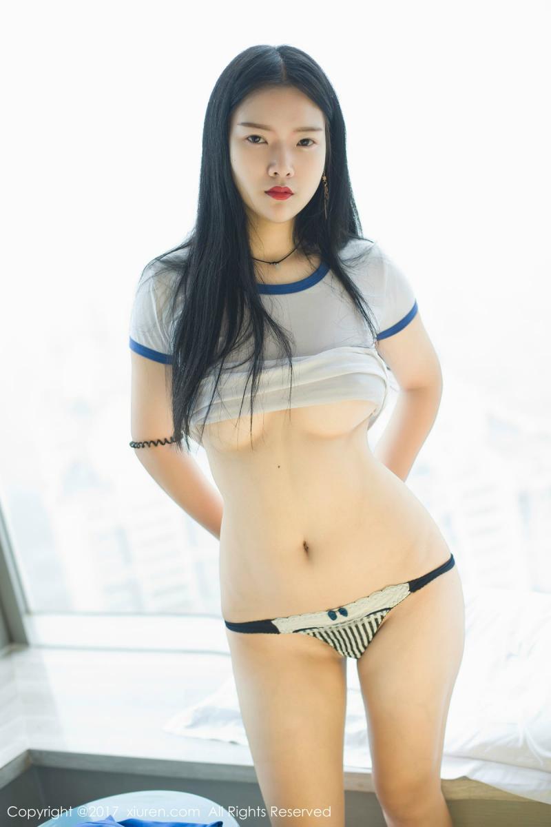 XiuRen No.864 11P, Ling Xi Er, Xiuren