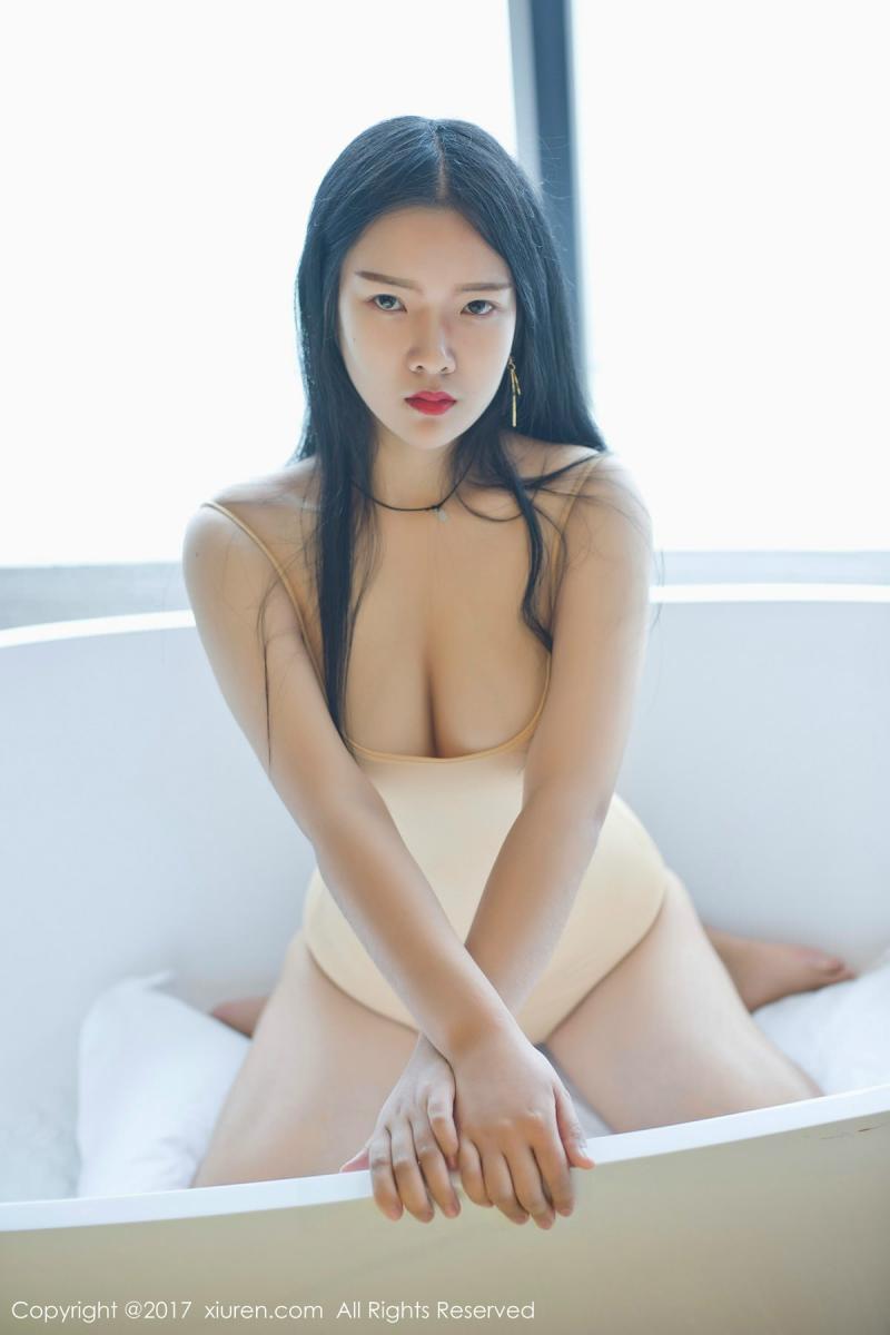 XiuRen No.864 15P, Ling Xi Er, Xiuren