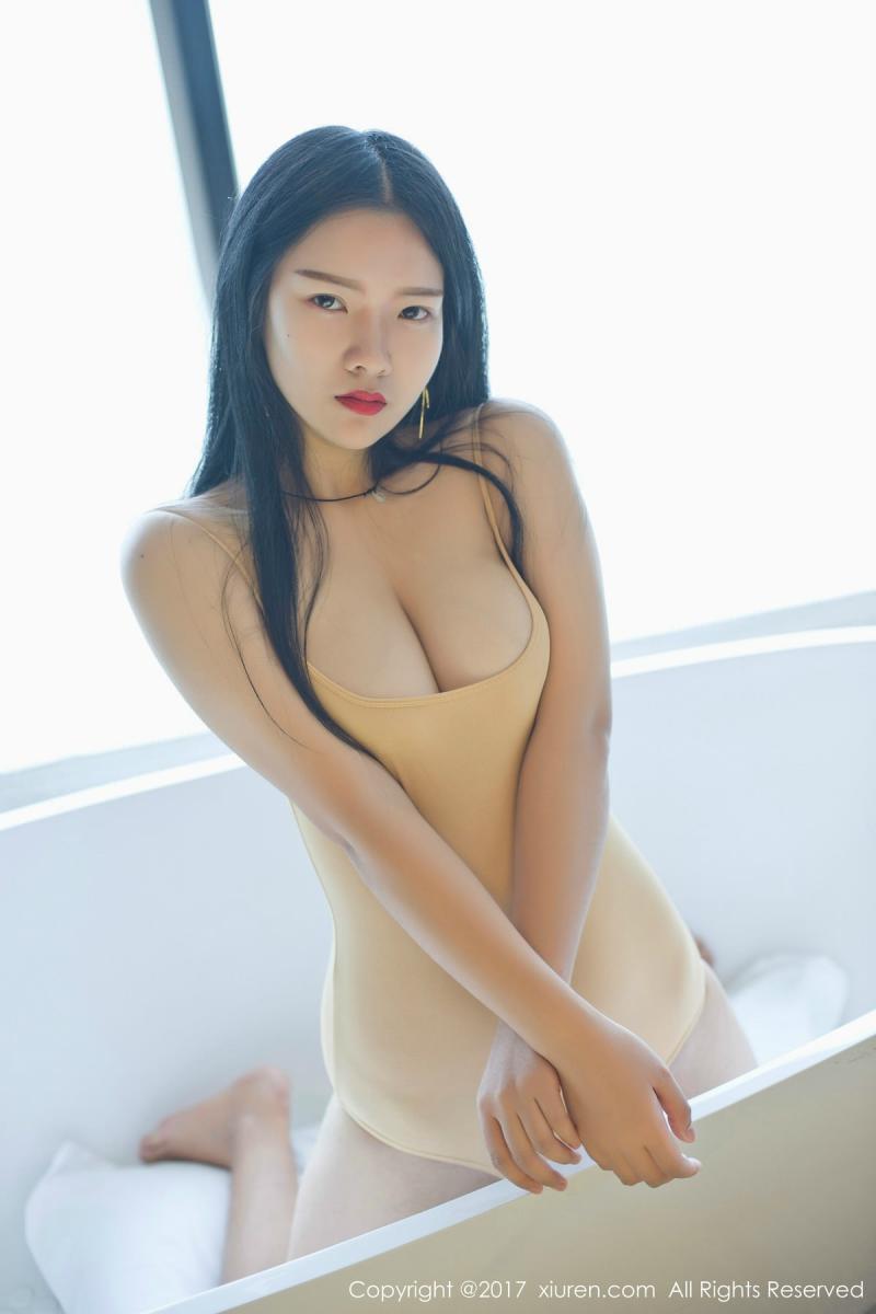 XiuRen No.864 16P, Ling Xi Er, Xiuren