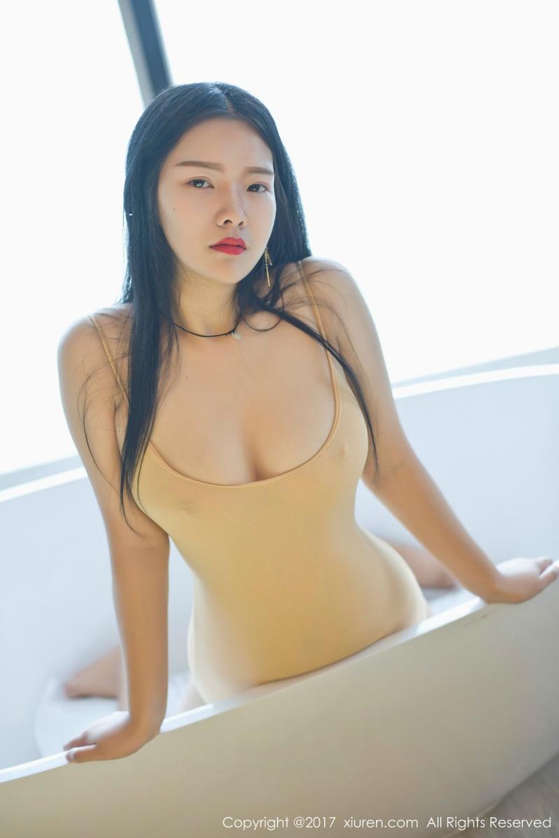 XiuRen No.864 17P, Ling Xi Er, Xiuren