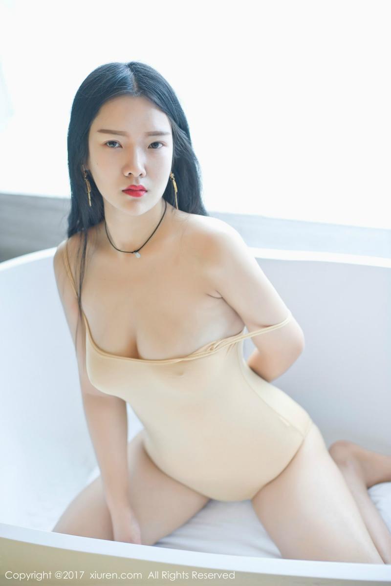 XiuRen No.864 24P, Ling Xi Er, Xiuren