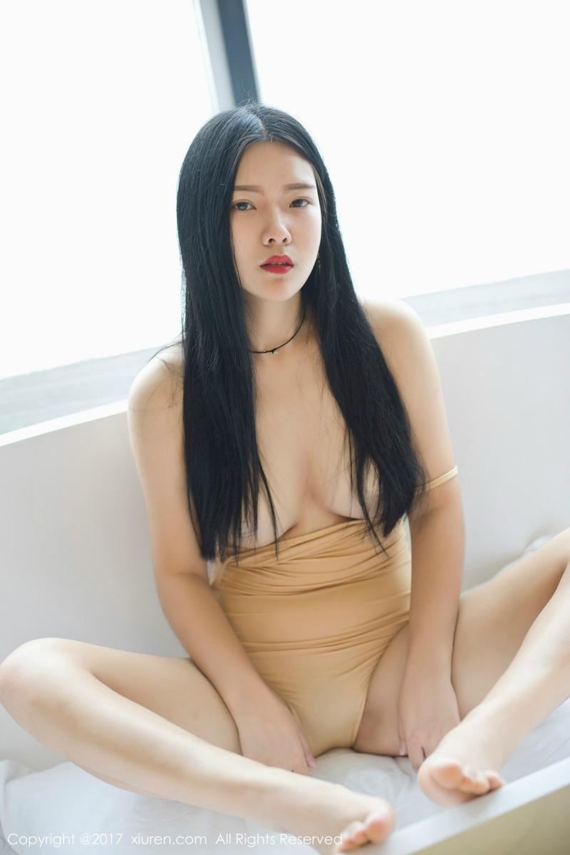 XiuRen No.864 45P, Ling Xi Er, Xiuren