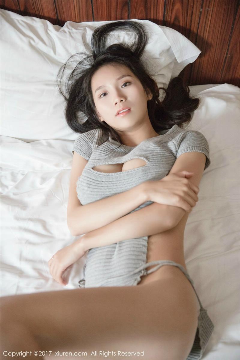 XiuRen No.865 52P, Li Ke Er, Xiuren