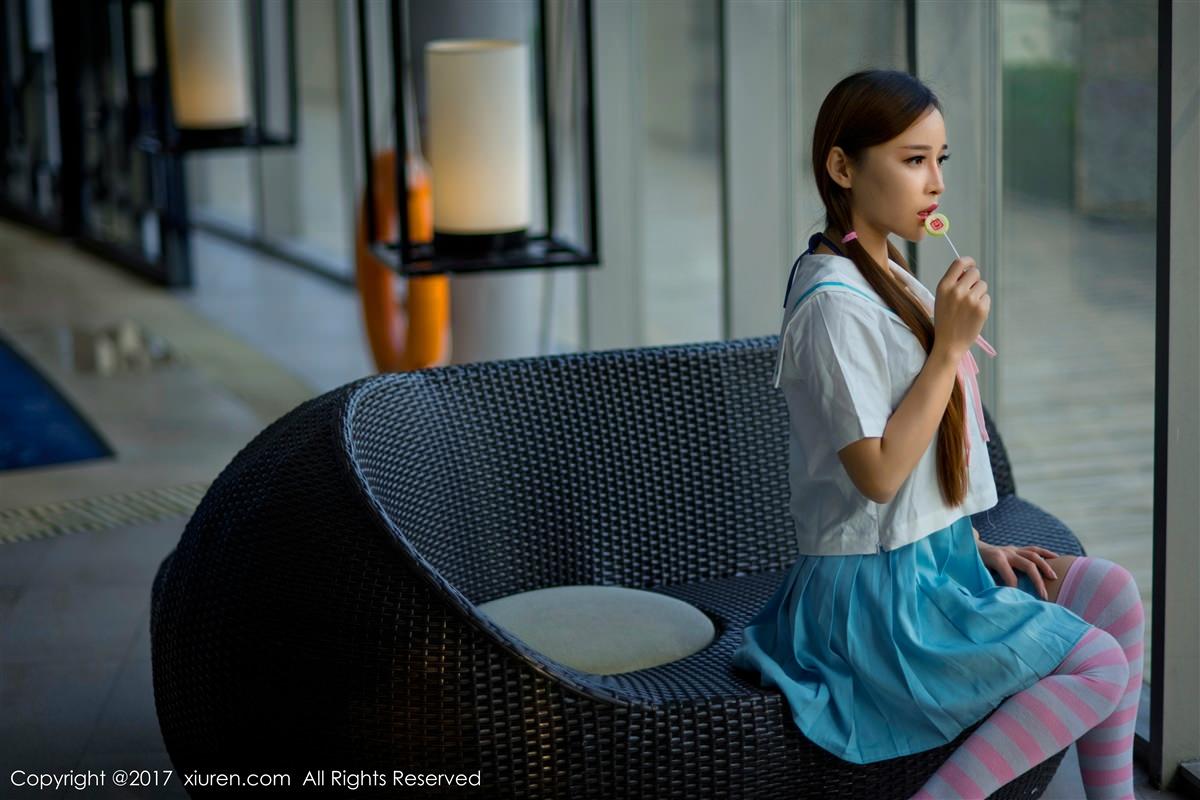 XiuRen No.866 10P, Ai Xiao Qing, Xiuren