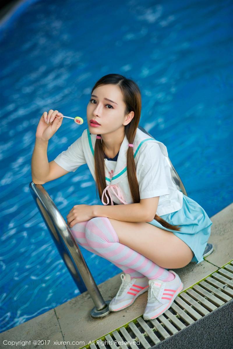 XiuRen No.866 13P, Ai Xiao Qing, Xiuren