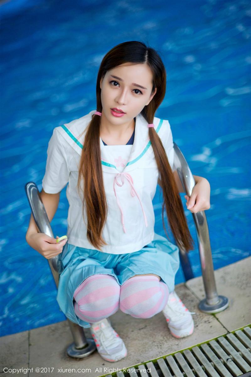 XiuRen No.866 14P, Ai Xiao Qing, Xiuren