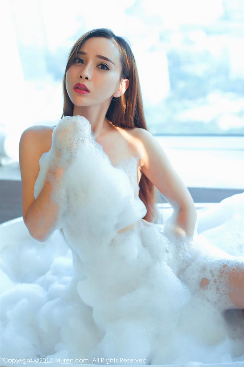 XiuRen No.866 17P, Ai Xiao Qing, Xiuren